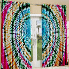 Hippie cortinas