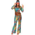 Disfraces hippies