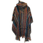 Ponchos hippies