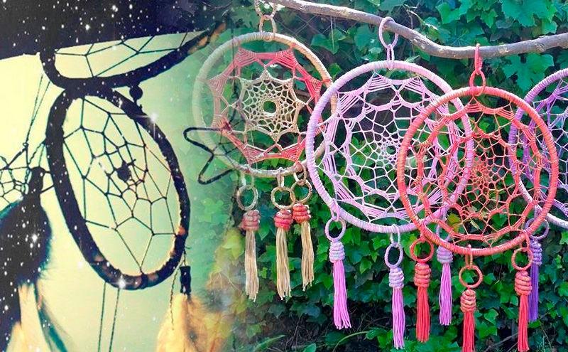 Atrapasue os hippies decorativos parahippies com - Donde colocar un atrapasuenos ...