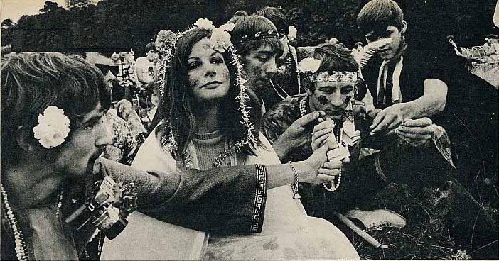 mujer-anos-60-hippie