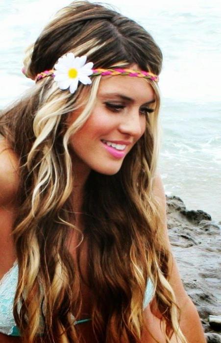 Ideas Para Tus Peinados Hippies F 225 Ciles De 100