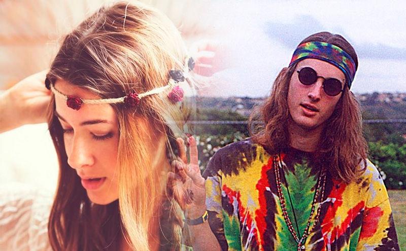 pelucas hippies