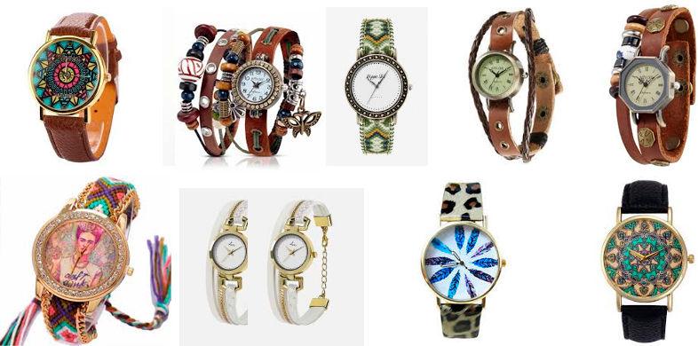 relojes hippie online